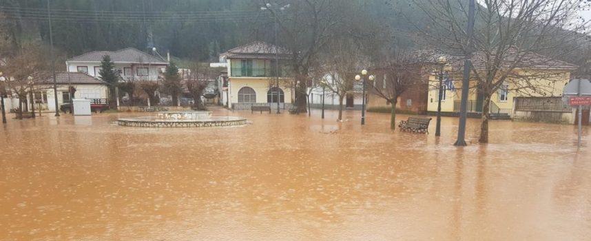 Παράταση της προθεσμίας υποβολής αιτήσεων αποζημίωσης για τις πλημμύρες στις 5/2/2019