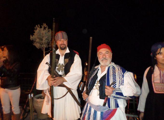 Το έθιμο των Λαμπαδηδρομιών αναβιώνει στη Δημητσάνα για έβδομη χρονιά