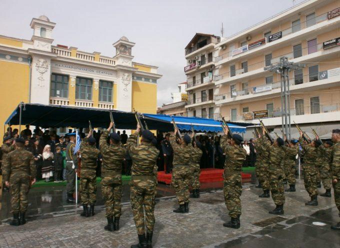 Οι εκδηλώσεις για την «25η Μαρτίου» στην Τρίπολη