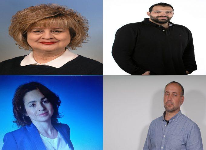 Άλλους 4 υποψηφίους ανακοίνωσε ο Γιάννης Μπουντρούκας για τον συνδιασμό «Πελοποννησιακή Συμμαχία»