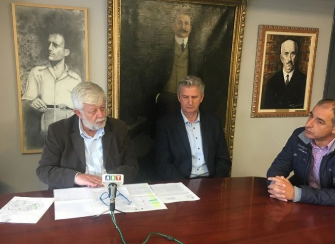 Ξεκινάνε έργα ασφαλτόστρωσης και σήμανσης στο Δήμο Τρίπολης (vid)