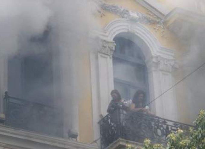 Κυρίτσης (ΣΥΡΙΖΑ) : Δεν θυμάμαι να έχει σκοτωθεί κανείς από μολότοφ