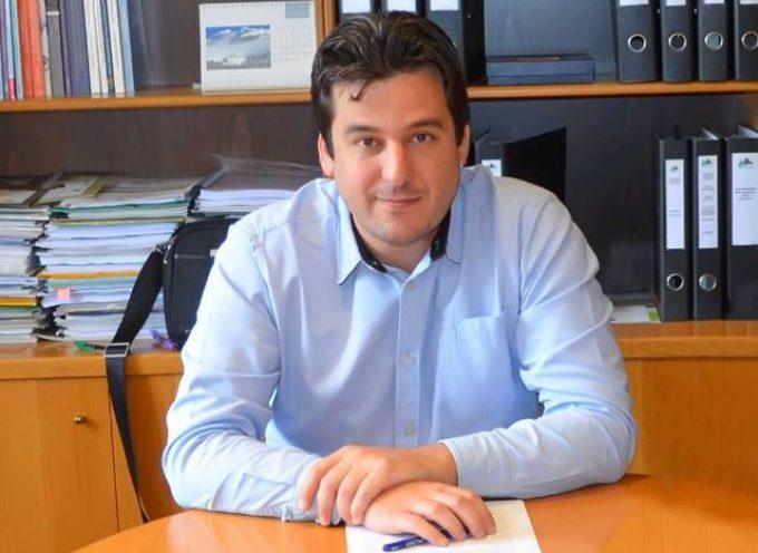 Εκ νέου υποψήφιος για τον δήμο Νότιας Κυνουρίας ο Χαράλαμπος Λυσίκατος