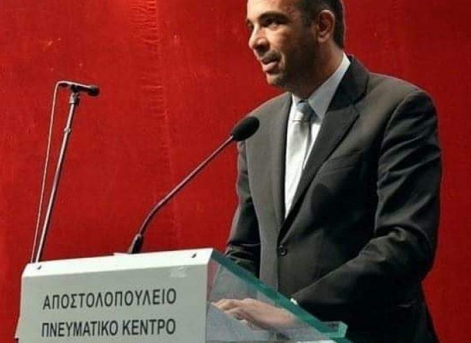Αποχώρησε ο Θεοδωρακόπουλος μετά την συνεργασία Παυλη – Παπαζαχαρία
