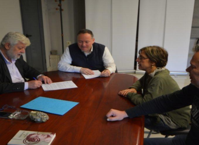 Υπεγράφη η σύμβαση για την «Διαμόρφωση οδών Ιστορικού Κέντρου Τρίπολης»
