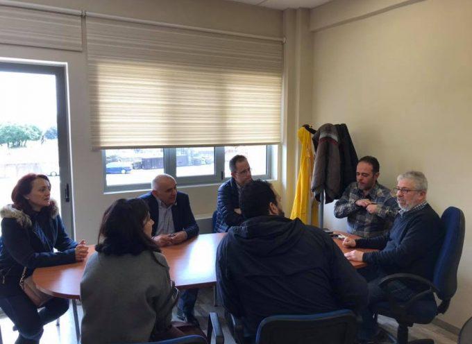 Γιάννης Μπουντρούκας: Σύγχρονο διοικητήριο και «e-Περιφέρεια»