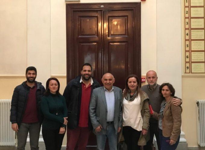 Κατατέθηκε εχθές στο Πρωτοδικείο Τρίπολης ο συνδυασμός Πελοποννησιακή Συμμαχία του Γιάννη Μπουντρούκα