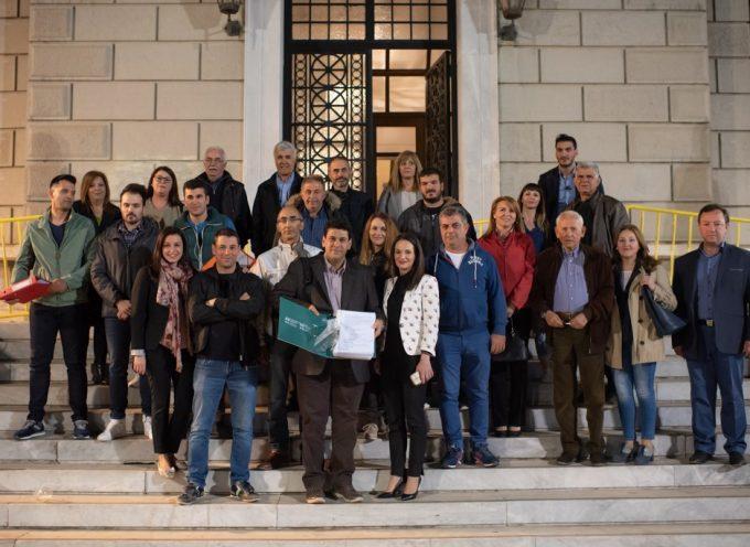 Όλα τα ονόματα του συνδιασμού του Νίκου Τσιαμούλου για το Δήμο Τρίπολης