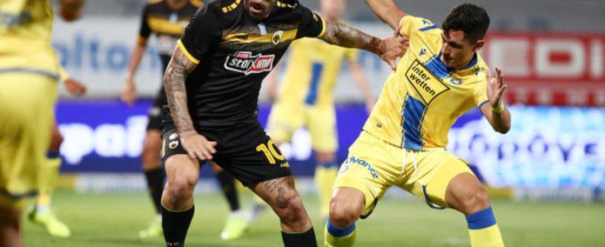 Αστέρας Τρίπολης-ΑΕΚ 2-3: Απόδραση με…buzzer beater του Σιμόες