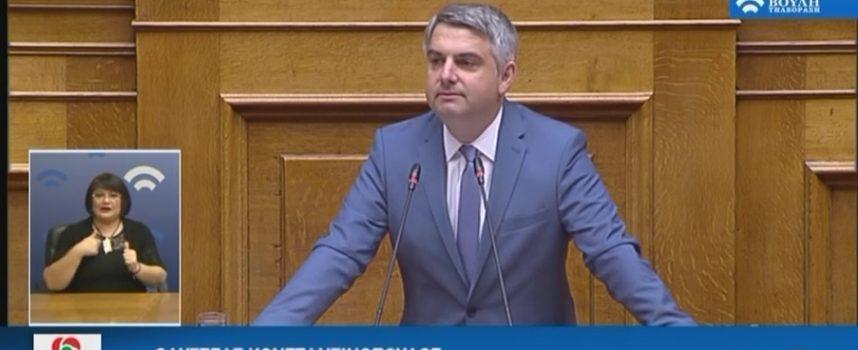 Οδ.Κωνσταντινόπουλος: Να ληφθούν μέτρα για τους αγρότες και κτηνοτρόφους ενόψει Πάσχα. Να σταματήσει η αισχροκέρδεια