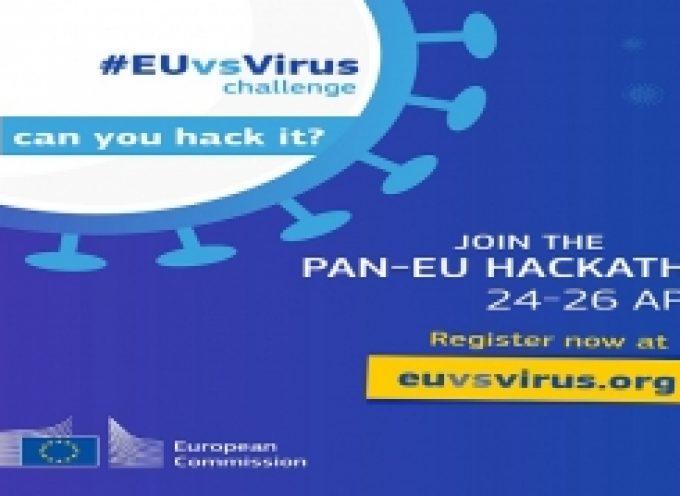 Ο Δήμος Τρίπολης στο ΕUvsVirus Hackathon