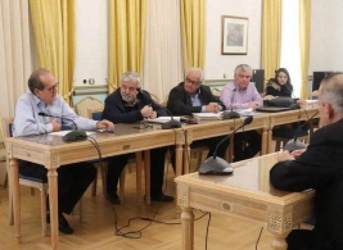 Συνεργασία της Περιφέρειας με τον Δήμο Μεγαλόπολης για την μεταλιγνιτική εποχή