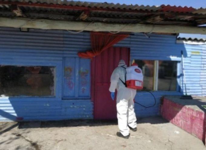 Εκτεταμένες προληπτικές απολυμάνσεις στους καταυλισμούς των Ρομά της Τρίπολης
