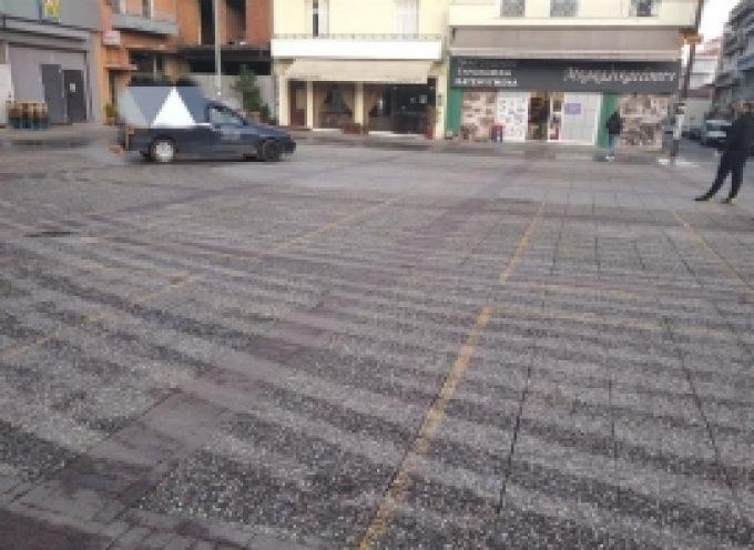 Τρίπολη: Συνέχεια των απολυμάνσεων στις λαϊκές, σε πλατείες και κοινόχρηστους χώρους (pics)