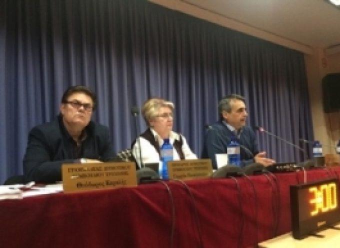 Δια περιφοράς η συνεδρίαση του ΔΣ Τρίπολης στις 2 Ιουνίου