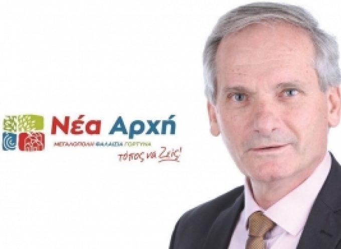 Κώστας Μιχόπουλος: Θύμα παραπληροφόρησης ο Υφυπουργός Ενέργειας από το Δήμαρχο Μεγαλόπολης