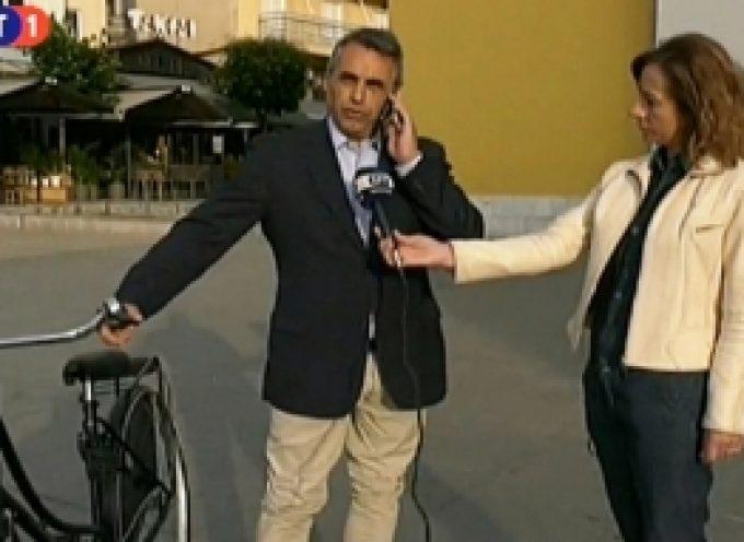 Κώστας Τζιούμης: «Έχουμε ολοκληρωμένο σχέδιο για ποδηλατοδρόμους στην Τρίπολη» (video)