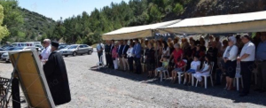 Μάχη στα Τρίκορφα: Τιμήθηκε η 195η επέτειος (video – pics)