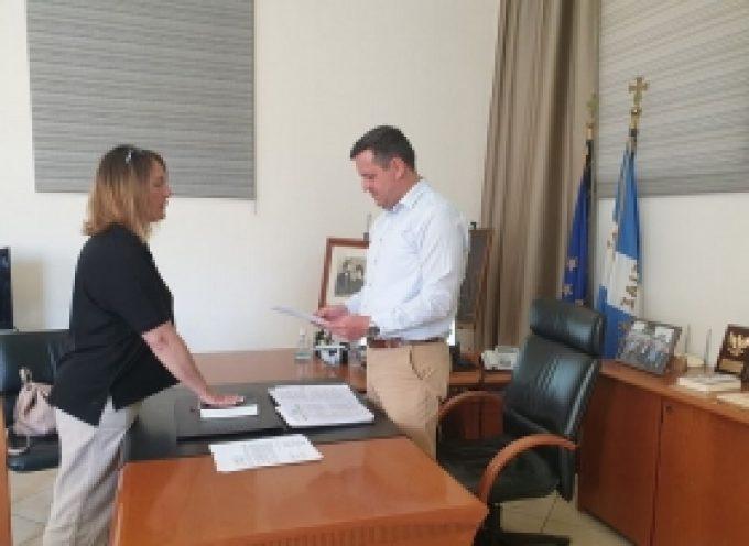 Δήμος Βόρειας Κυνουρίας: Ορκίστηκε η νέα Δημοτική Σύμβουλος κ. Αλουπογιάννη – Φούφα Γεωργία