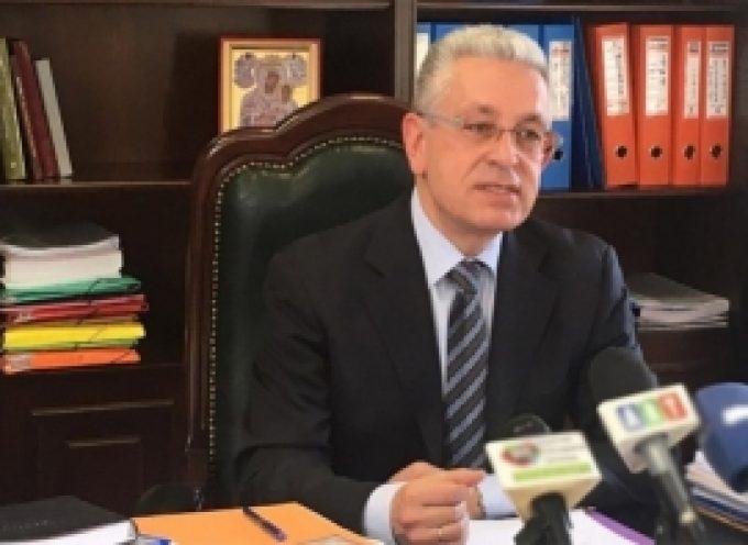 Σύγκληση συντονιστικού οργάνου Πολιτικής Προστασίας Αρκαδίας καλεί ο Λαμπρόπουλος