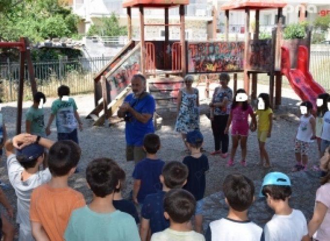 Η δράση «Τα παιδιά φωτογραφίζουν την πόλη» στο ΚΔΑΠ του Δήμου Τρίπολης (pics)