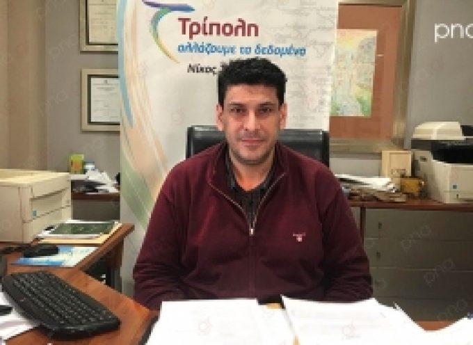 Νίκος Τσιαμουλος: Απουσία διαλόγου από τη δημοτική αρχή και κριτική στις απευθείας αναθέσεις του Δημάρχου