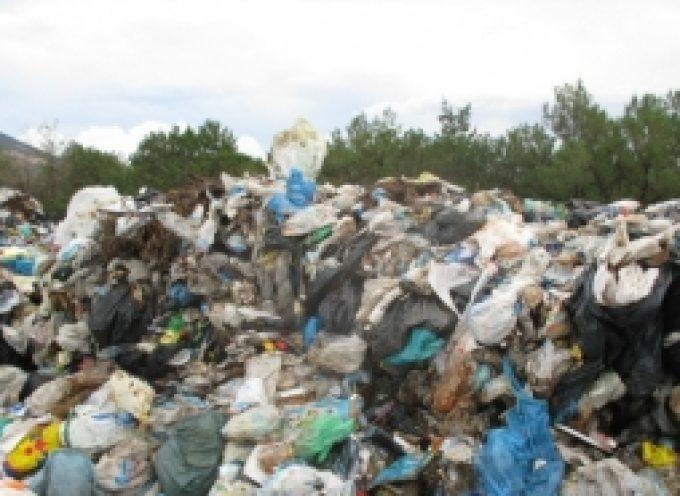 Στις 20 Ιουλίου λήγει το περιθώριο της χρήσης του χώρου για τα σκουπίδια στον Άγιο Βλάση