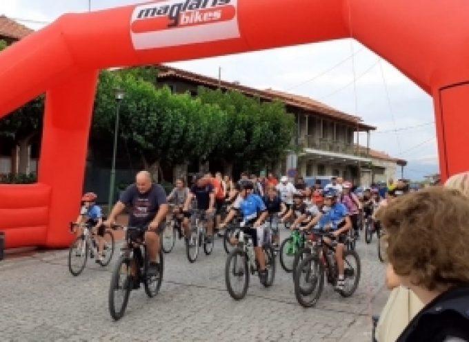Πραγματοποιήθηκε η ποδηλατική περιήγηση «ΦΑΛΑΙΣΙΑ 2020»