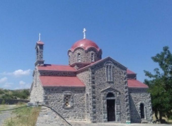Εορτή στον Ιερό Ναό Κοιμήσεως της Θεοτόκου Τσεμπερούς