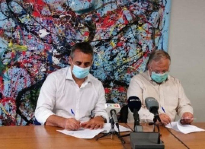 Σύμφωνο συνεργασίας του Δήμου Τρίπολης, με το «Χαμόγελο του Παιδιού»