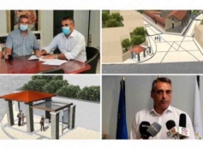 Κώστας Τζιούμης: «Αναδεικνύουμε τα σημεία του Δήμου Τρίπολης, με σπουδαία ιστορία»