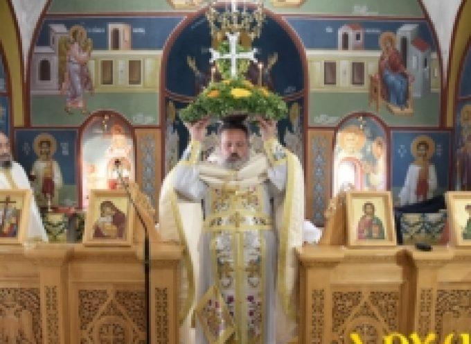 Η εορτή της Παγκοσμίου Υψώσεως του Τιμίου Σταυρού στην Τρίπολη (pics)