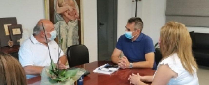 Συνάντηση κλιμακίου της Ν.Ε ΣΥΡΙΖΑ Αρκαδίας με το Δήμαρχο Τρίπολης (video – pics)