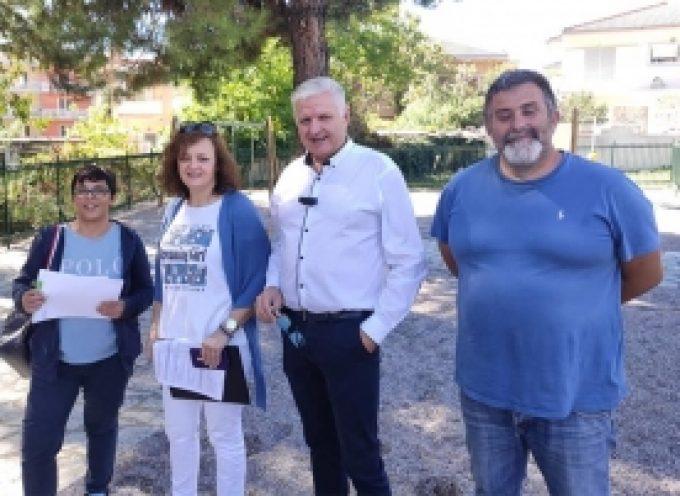 Παρελήφθησαν απ' την αρμόδια επιτροπή οι τέσσερις πρώτες παιδικές χαρές στην Τρίπολη