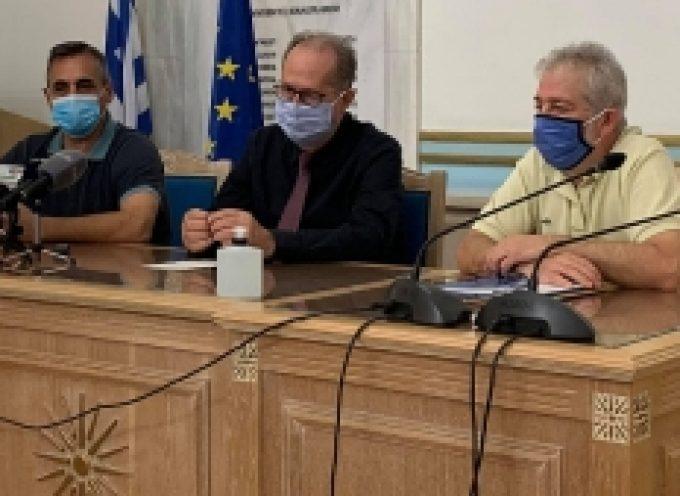 Κώστας Τζιούμης: «Άριστη η συνεργασία μας με την Περιφέρεια Πελοποννήσου. Προχωράμε έργα ποιοτικά και αναπτυξιακά»