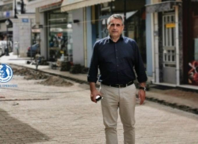 Υπογράφτηκε η σύμβαση για το Open Mall της Τρίπολης – Κώστας Τζιούμης: «Ενοποιούμε όλο το ιστορικό κέντρο»