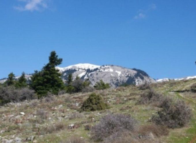O ΣΑΟΟ θα περπατήσει στην κορυφή Τζελάτη στο Μαίναλο