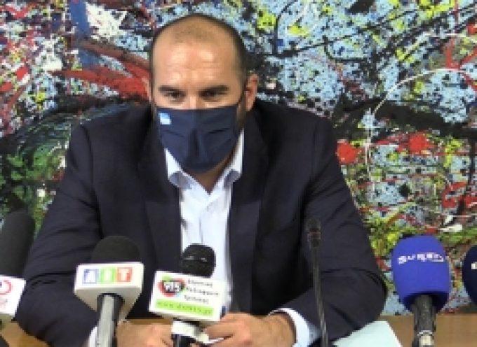 Τι συζήτησε ο Δημήτρης Τζανακόπουλος με τον Δήμαρχο Τρίπολης κ. Κώστα Τζιούμη