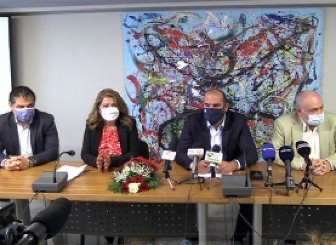 Στην Τρίπολη ο νέος γραμματέας του ΣΥΡΙΖΑ – Προοδευτική Συμμαχία Δημήτρης Τζανακόπουλος