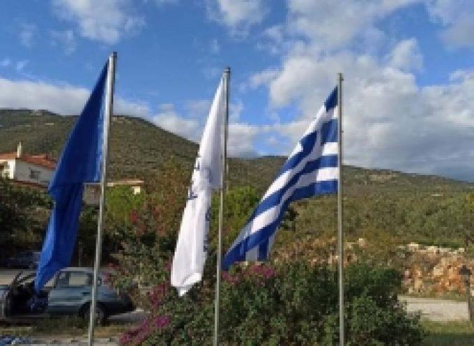 Συνεχίζονται οι εργασίες ευπρεπισμού των κοινοχρήστων χώρων στο Δήμο Β. Κυνουρίας