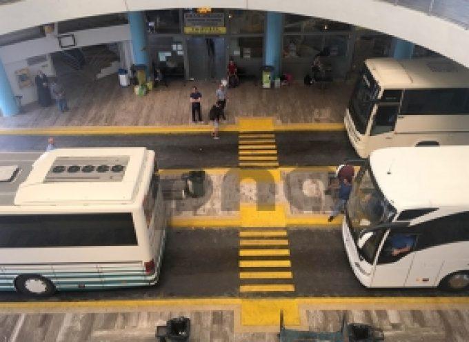 Προσωρινή αναστολή των δρομολογίων από και προς τη Θεσσαλονίκη