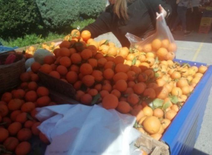 Λίστα ονομάτων πωλητών για τις λαϊκές αγορές του Δήμου Τρίπολης