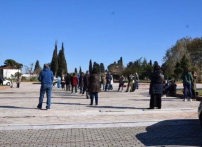Δήμος Β. Κυνουρίας: «Διενέργεια προληπτικών τεστ ανίχνευσης κορωνοϊού»