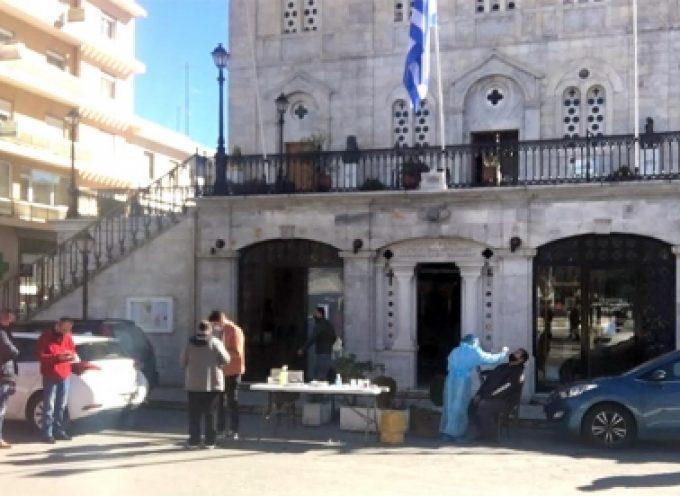 Τρίπολη | Rapid test στην πλατεία Αγίου Βασιλείου την Κυριακή 27/6