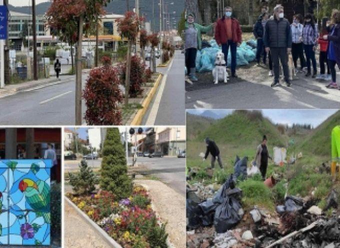"""Κώστας Τζιούμης: """"Θέτουμε το περιβάλλον σε προτεραιότητα!"""""""