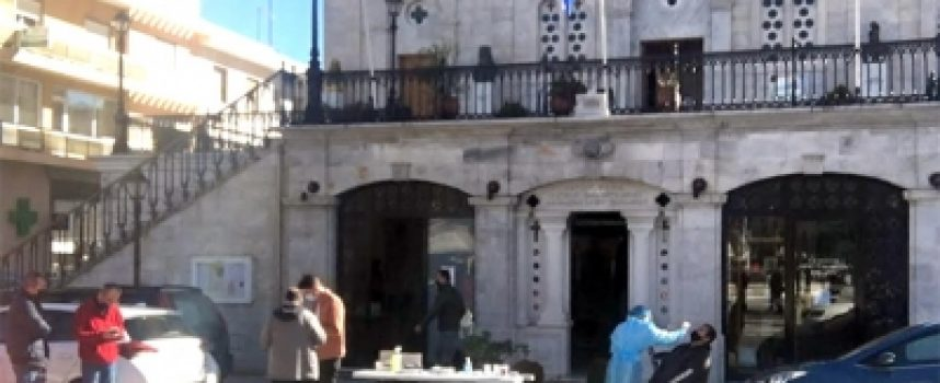 Rapid test κάθε Σάββατο και Κυριακή στην Τρίπολη