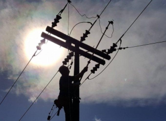 Διακοπή Ηλεκτροδότησης σε χωριά του Δήμου Τρίπολης
