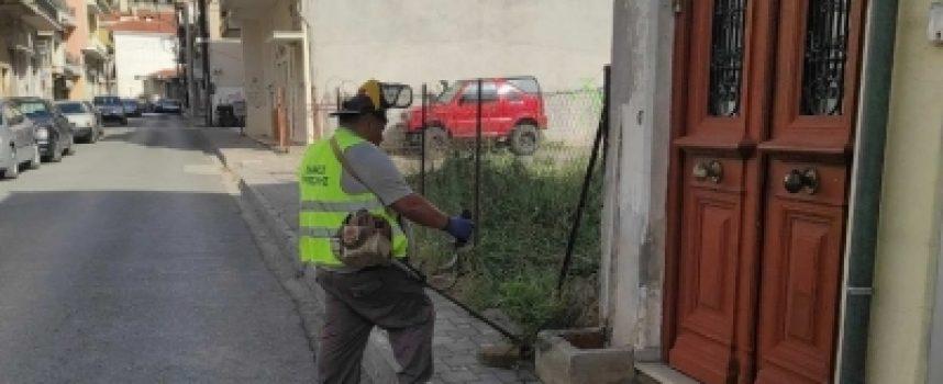 Δήμος Τρίπολης | Καθημερινές παρεμβάσεις βελτίωσης της καθημερινότητας στην πόλη και στα χωριά μας