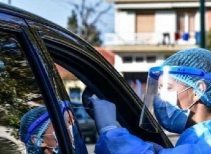 218 νέα κρούσματα σήμερα 03/09 στην Πελοπόννησο