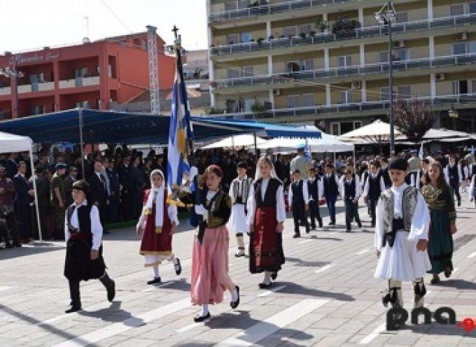 Η ανακοίνωση του Δήμου Τρίπολης για την επετειακή παρέλαση της Κυριακής